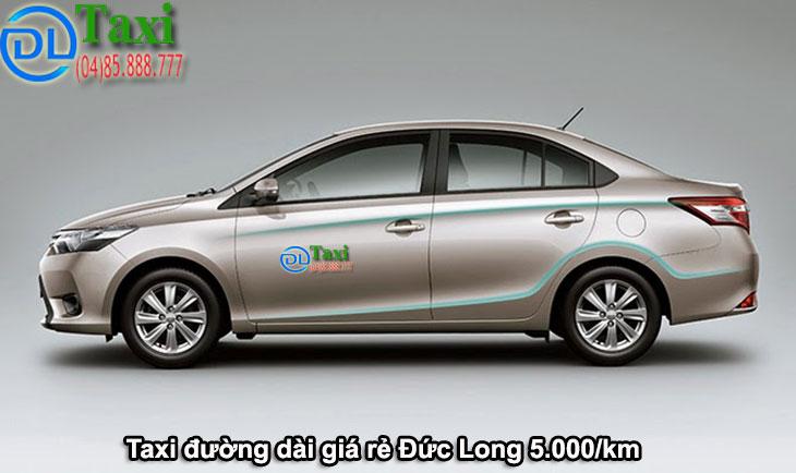 Taxi đường Dài Giá Rẻ Nhất Đức Long